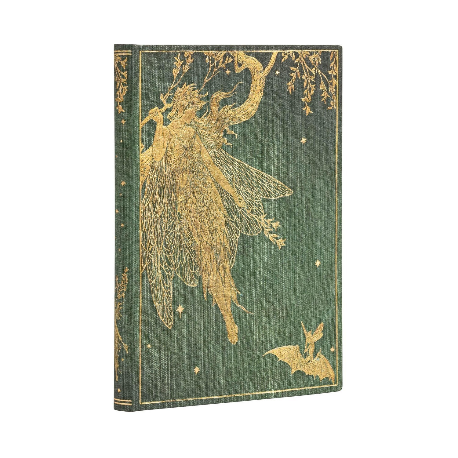 Journal, Lined, Mini Hardcover Olive Fairy - Lang's Fairy Books