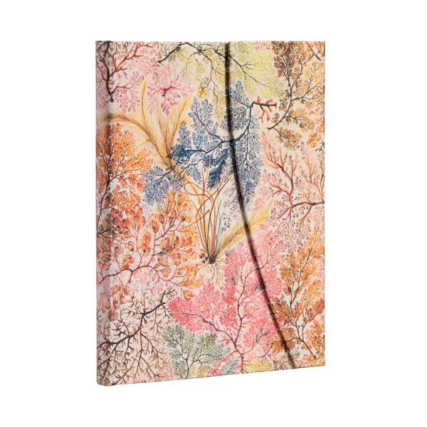 Journal, Unlined, Ultra Wrap Hardcover Anemone - William Kilburn