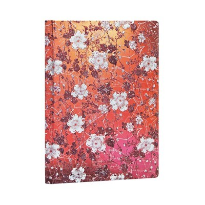 Journal, Lined, Midi Hardcover Sakura Midi Memento
