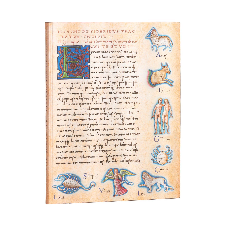Journal, Lined, Ultra Flexis Astronomica - De Sideribus Tractatus