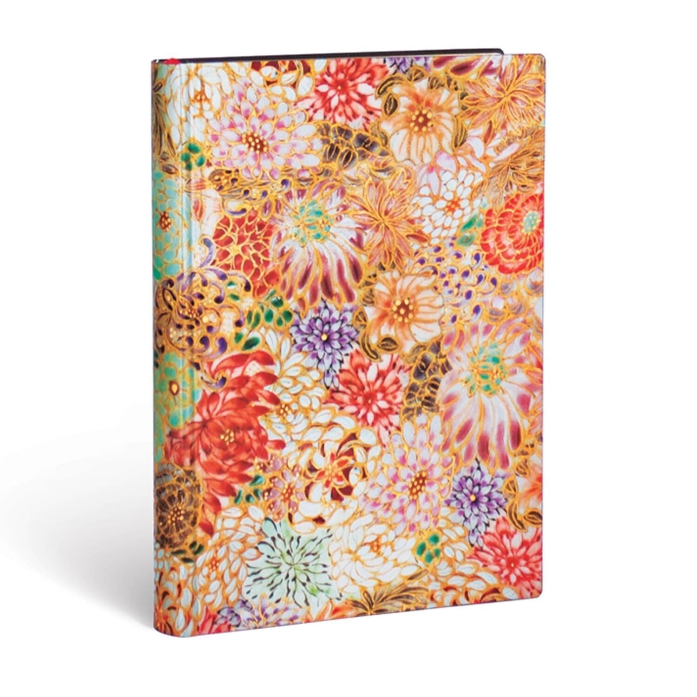 Journal, Unlined, Midi Flexis Kikka - Michiko Miniatures