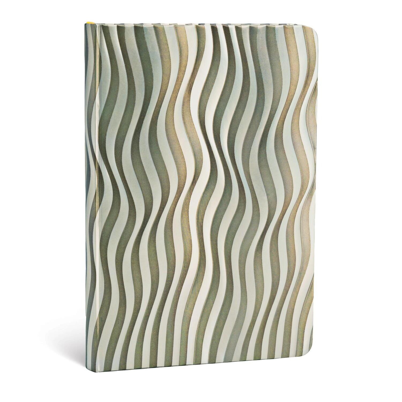 Journal, Lined, Mini Hardcover Ripple - Ori