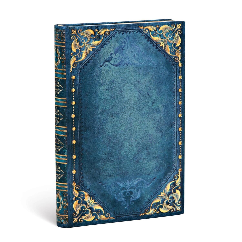 Journal, Lined, Mini Hardcover Peacock Punk - The New Romantics
