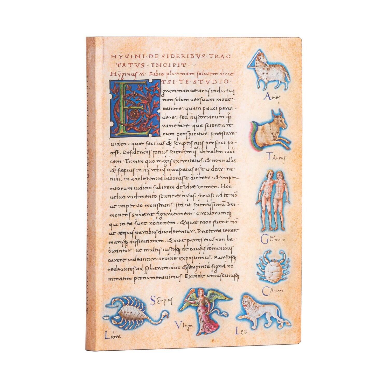 Journal, Lined, Midi Flexis Astonomica - De Siberibus Tractatus
