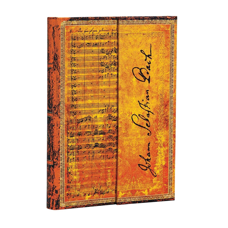 Journal, Lined, Mini Wrap Bach Cantana