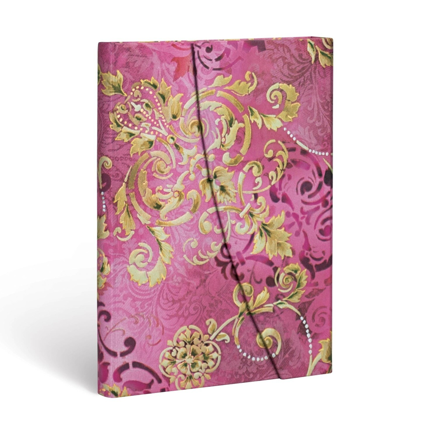 Journal, Lined, Midi Wrap Polished Pearl - Belle Epoque