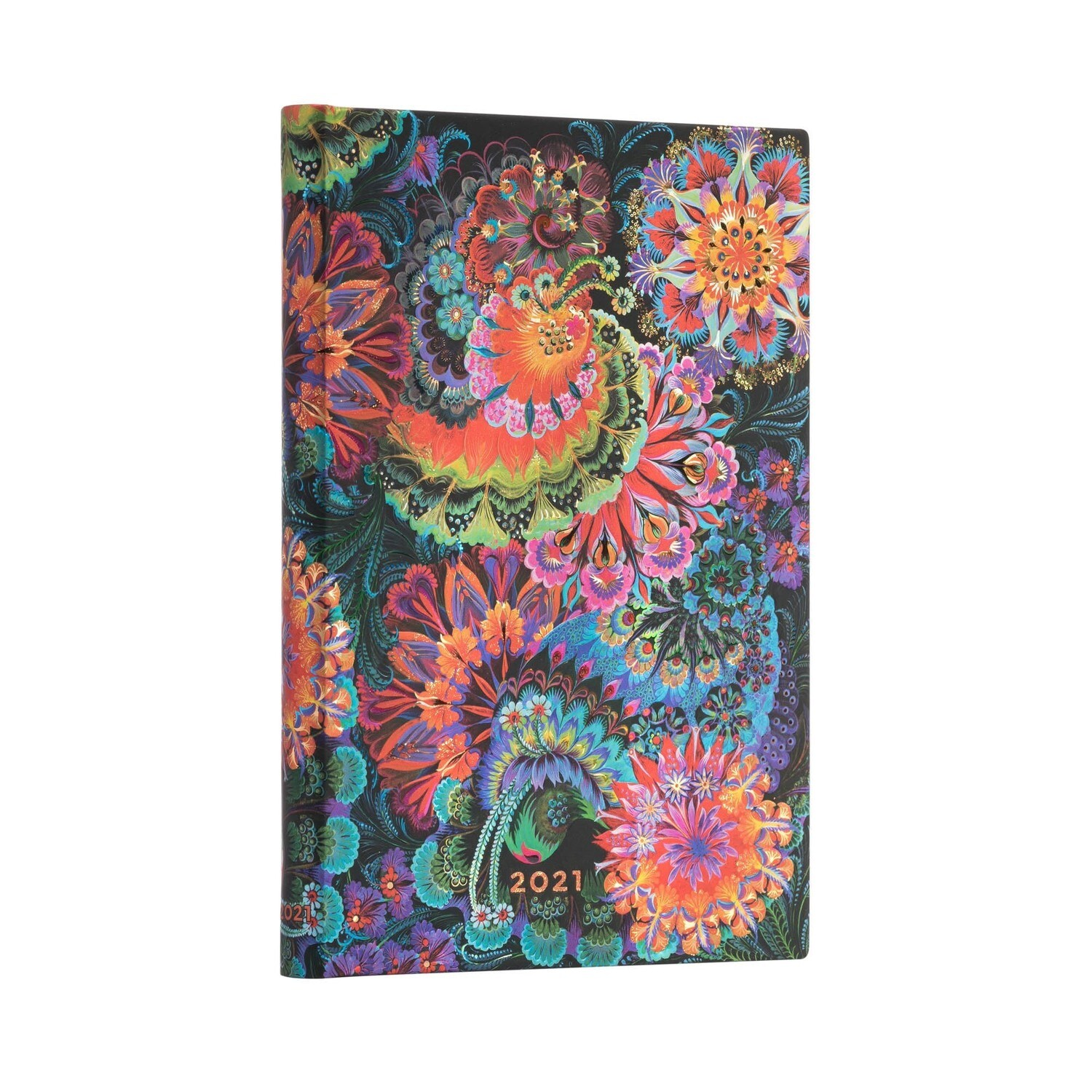 Planner, Yearly Weekly, Mini Moonlight - Olena's Flowers