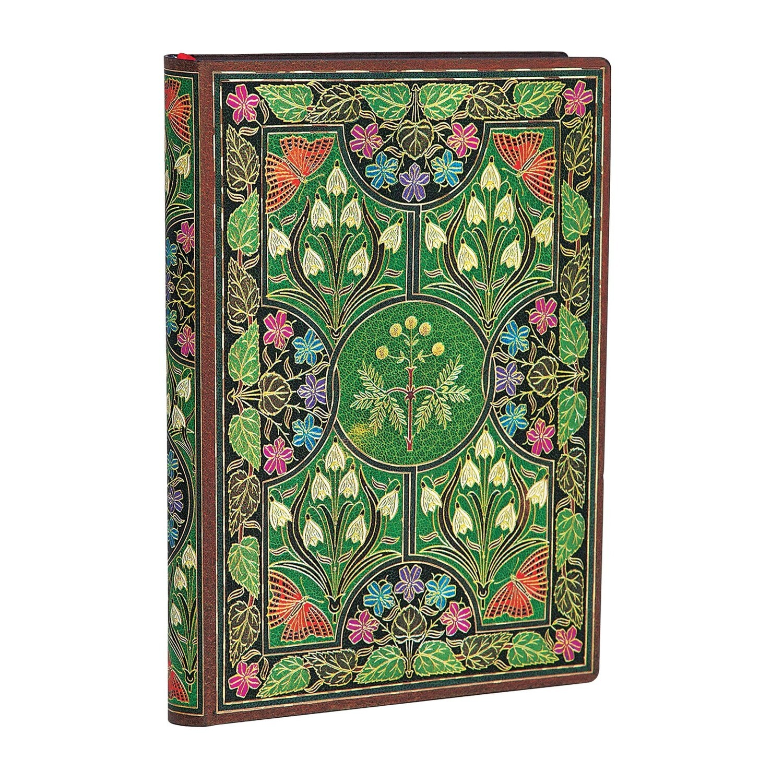Journal, Lined, Mini Flexis  Poetry In Bloom