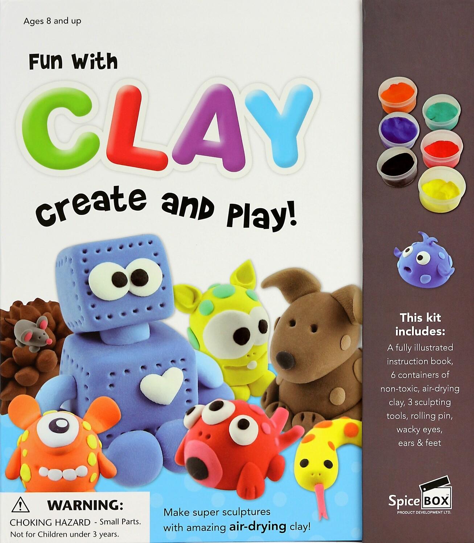 Book Kit: Fun With Clay