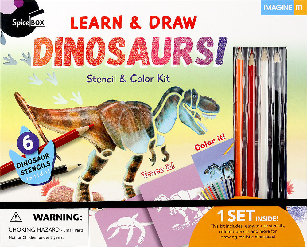 Book Kit: Imagine It 2.0 Dinosaurs