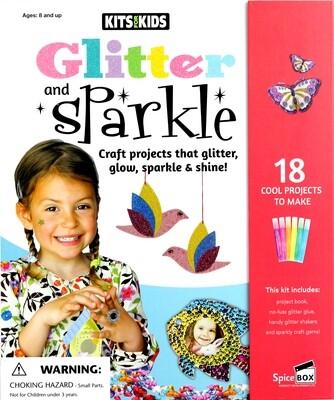 Book Kit: Kits For Kids Glitter & Sparkle