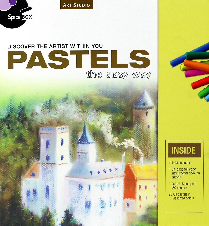 Book Kit: Art Studio Pastel