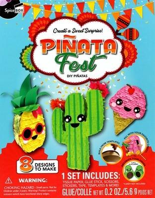 Book Kit: Make & Play Pinata Fest