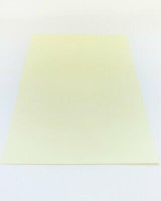 Cardstock, Maya, 54Lb Straw Yellow, A4, Single