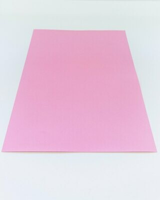 Cardstock, Maya, 54Lb Pink, A4, Single