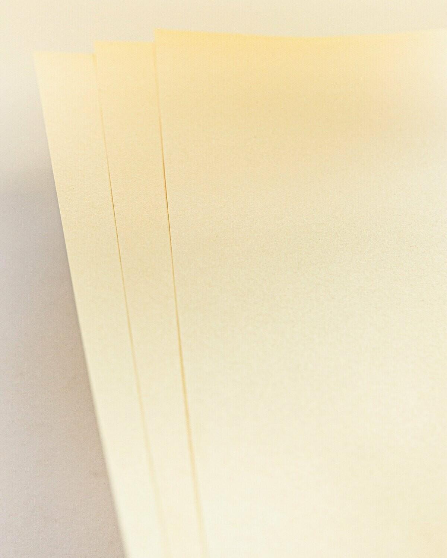 Cardstock, Maya, 54Lb Gold, A4, Single