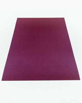 Cardstock, Maya, 54Lb Burgundy, A4, Single