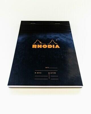 Notepad, Rhodia, Meeting Black, A5