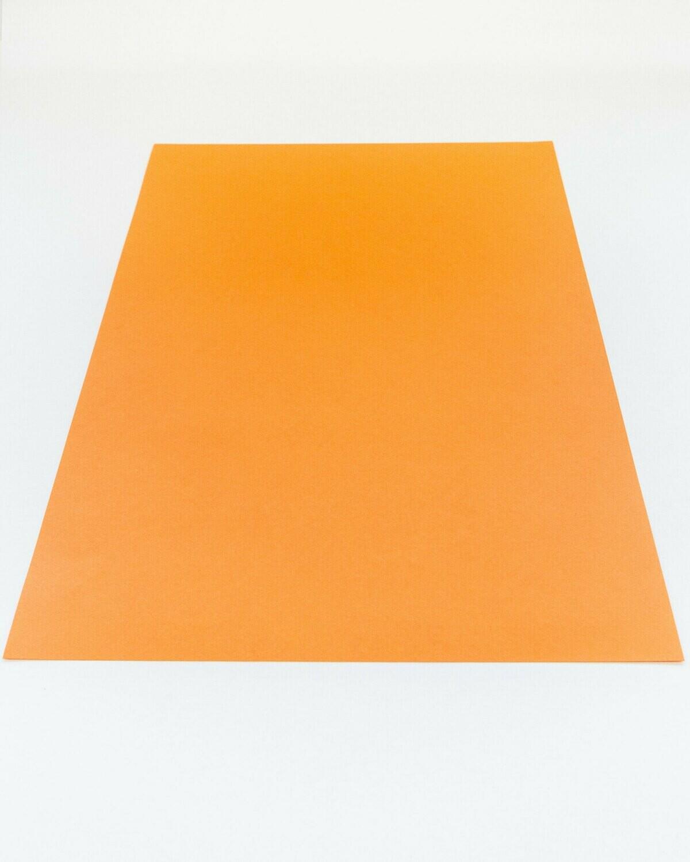 Cardstock, Maya, 54Lb Clementine, A4, Single