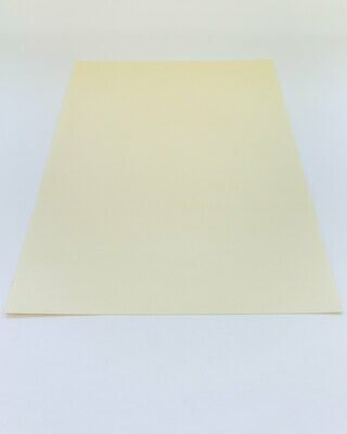 Cardstock, Maya, 54Lb Cream, A4, Single