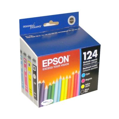 Epson 124 T124520 Tri-Colour