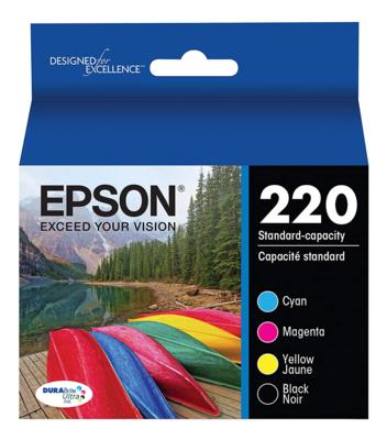 Epson 220 T220120BCS Combo Pack