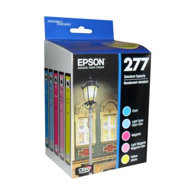 Epson 277 Colour 5 Pack
