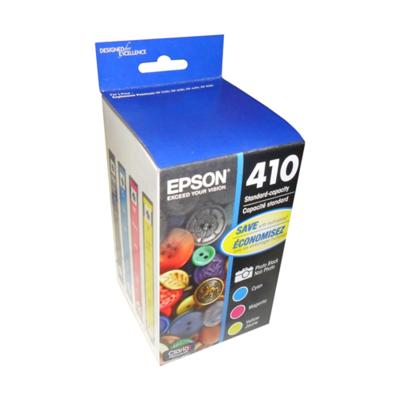 Epson 410 Standard T410520 C/M/Y/Photo Black