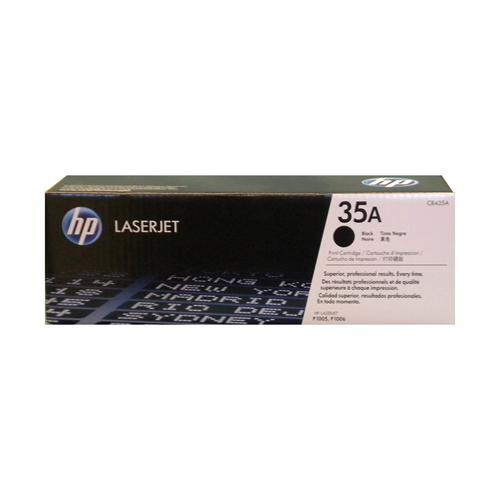 Hp Cb435A Black