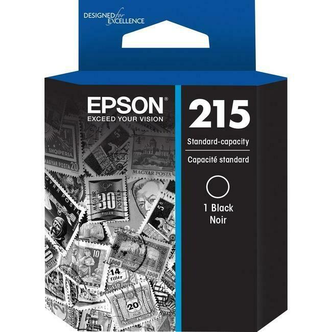 Epson 215 T215120 Black
