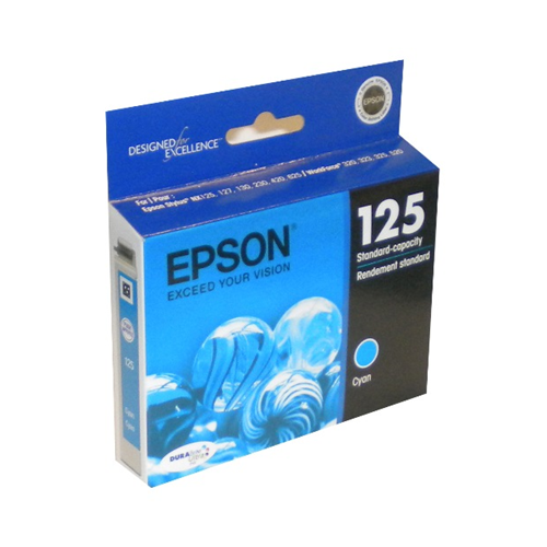Epson 125 T125220 Cyan
