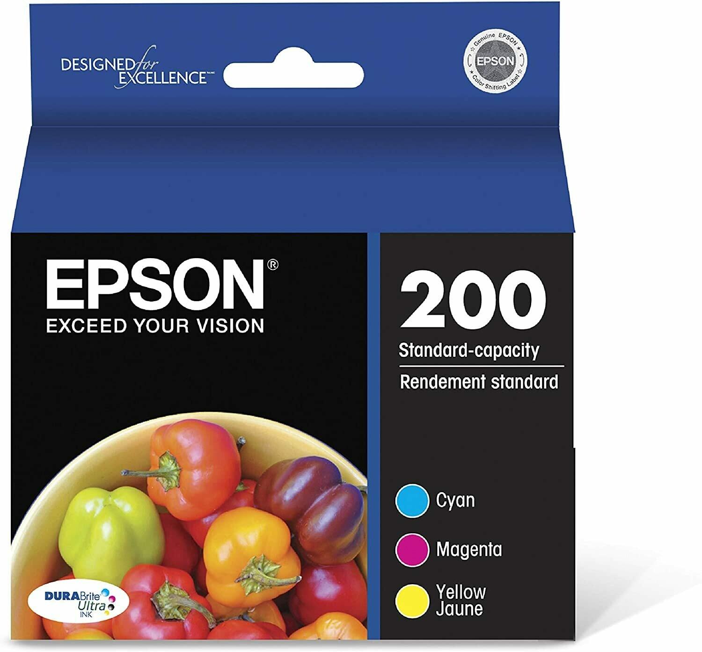 Epson T200520S Tri-Colour