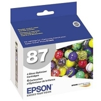 Epson 87 T087020 Gloss Optimizer 4 Pack