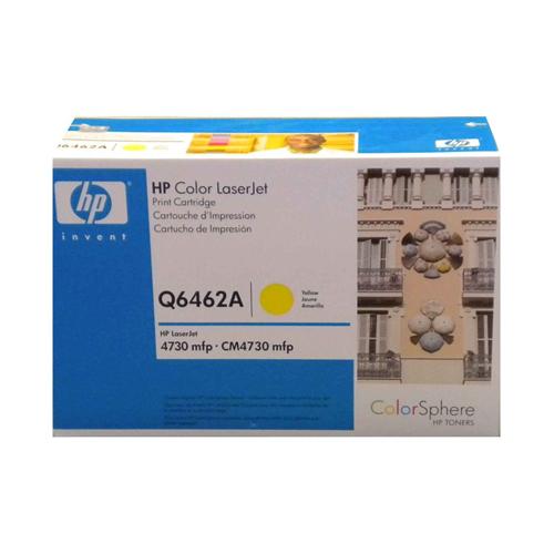 Hp Laser 644A Q6462A Yellow
