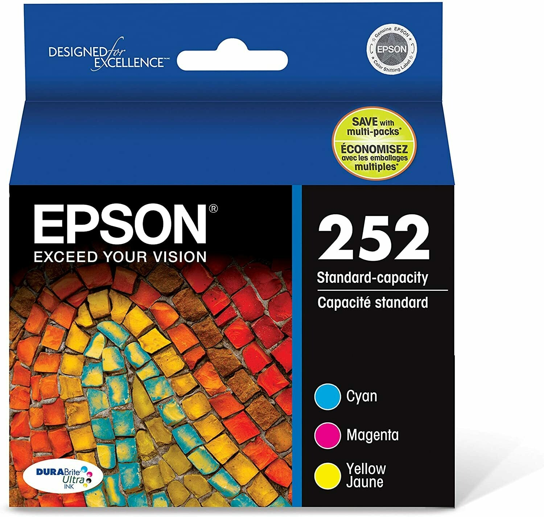 Epson T252520 Tri-Colour