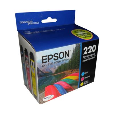 Epson 220 T220520 Colour Pack