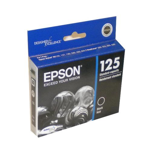 Epson 125 T125120 Black