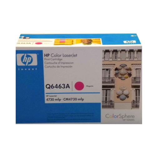 Hp Laser 644A Q6463A Magenta