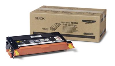Toner Xerox Phaser 6180 Yellow