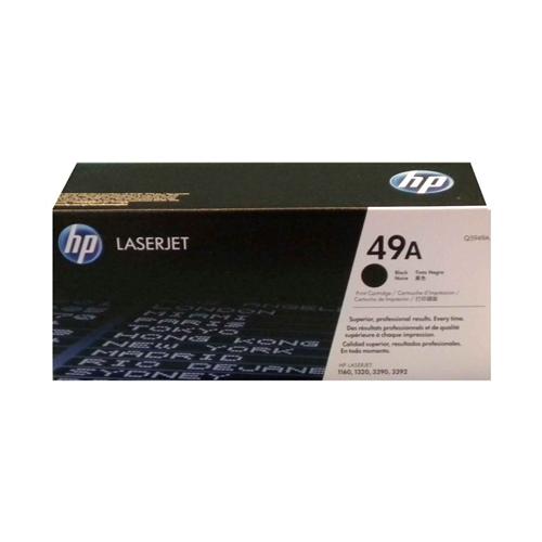 Hp Toner Q5949A Black