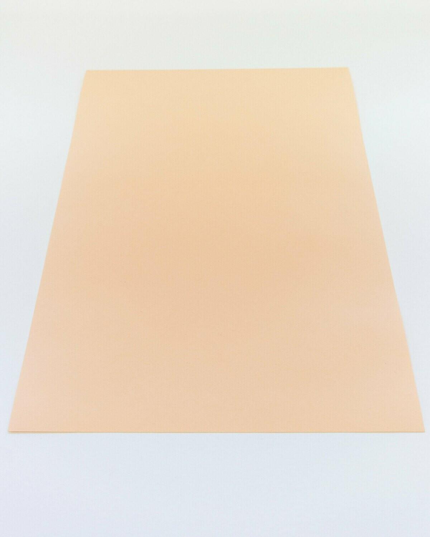 Cardstock, Maya, 54Lb Apricot, Single