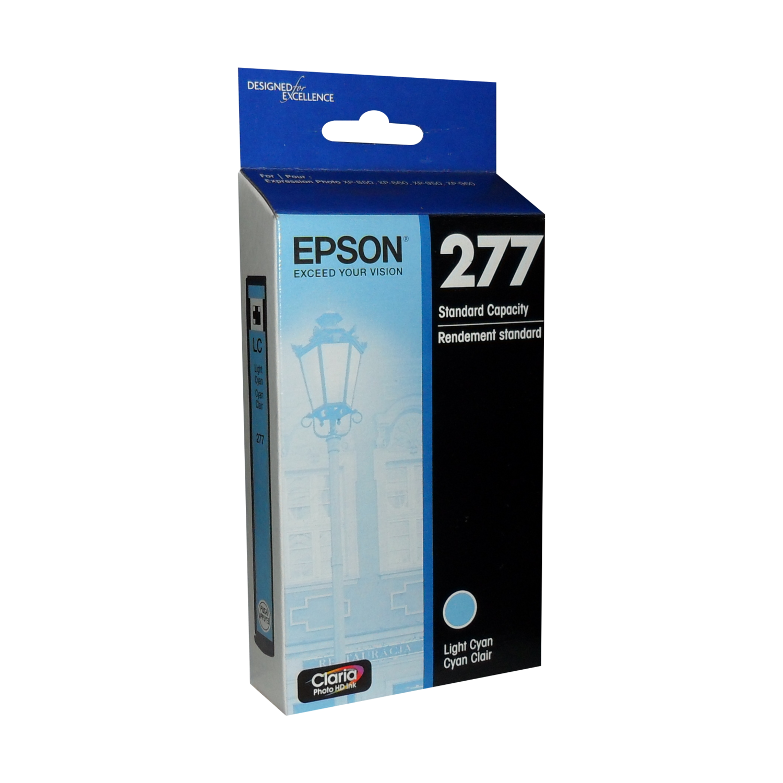 Epson 277 Light Cyan T277520