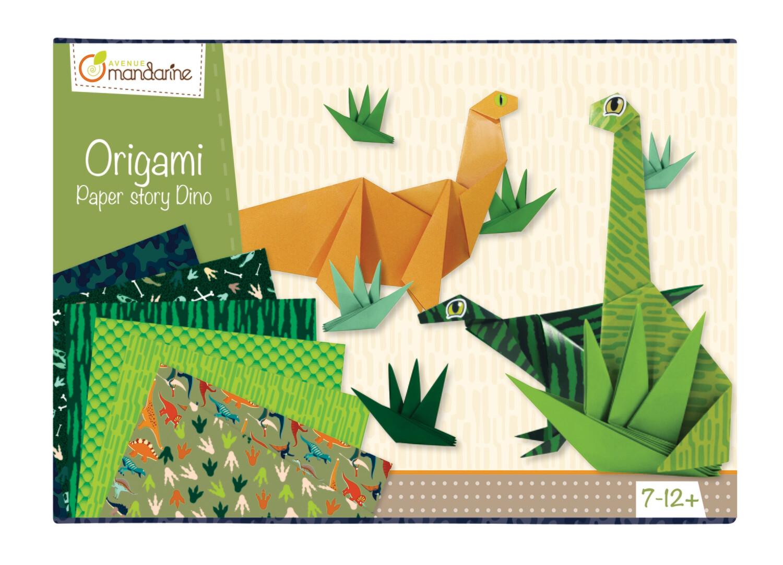 Creative Box Dinosuar Origami Kit