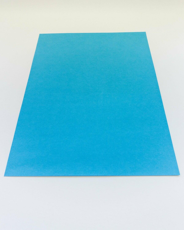 Cardstock, Maya, 54Lb Sky Blue, A4, 25 Pack