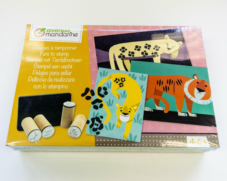 Creative Box Furs to Stamp