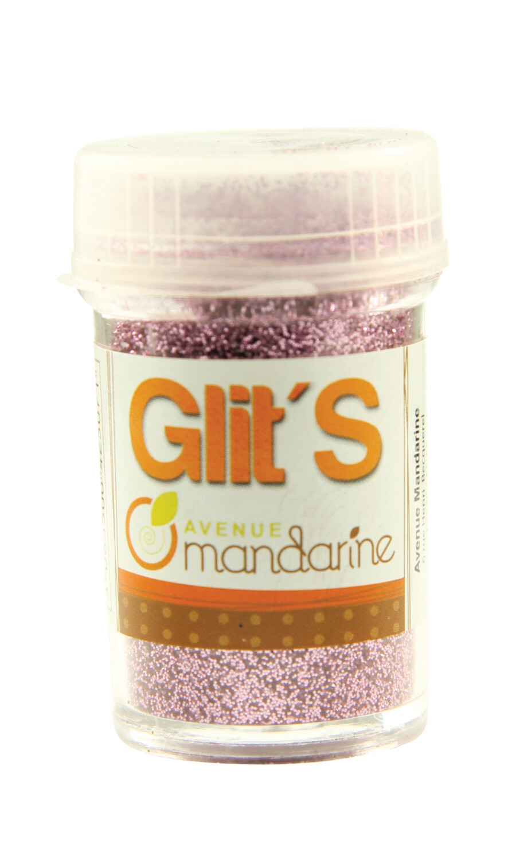 Glitter 14G Purpley Pink