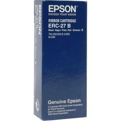 Epson Ribbon Cart  Erc-27B Black