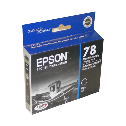 Epson 78 T078120 Black
