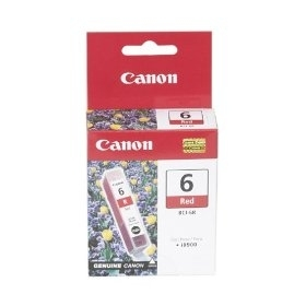 Canon Bci-6R Red