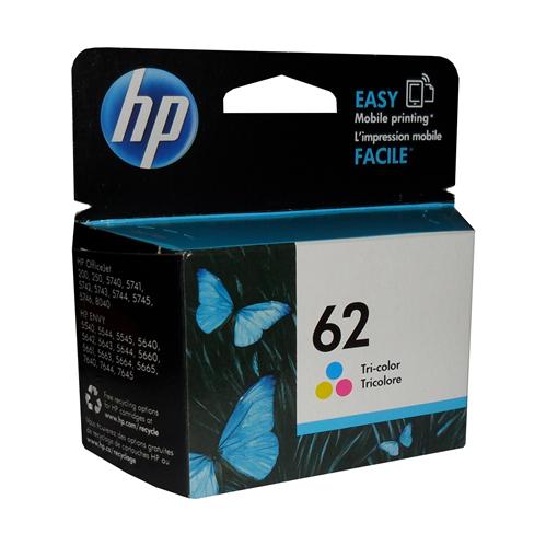 Hp 62 Tri-Colour